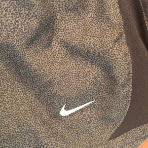 Nike shorts limited edition print